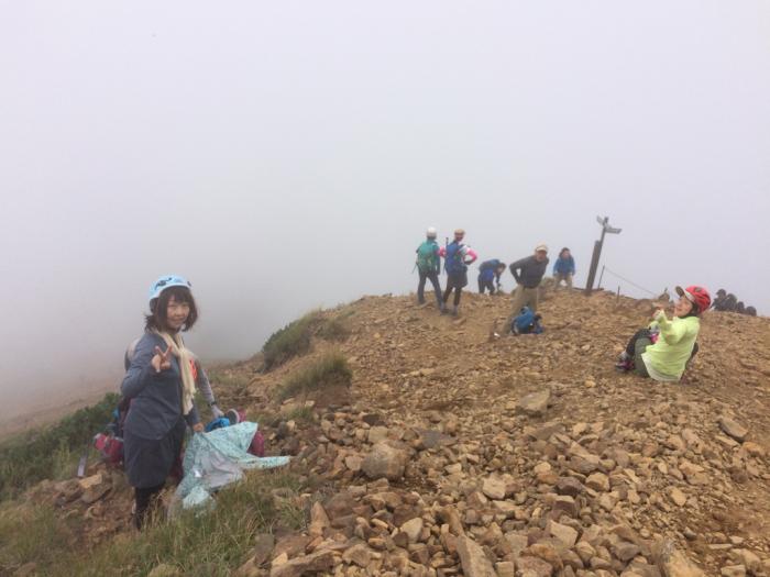 赤岳登山_e0233674_20482337.jpg