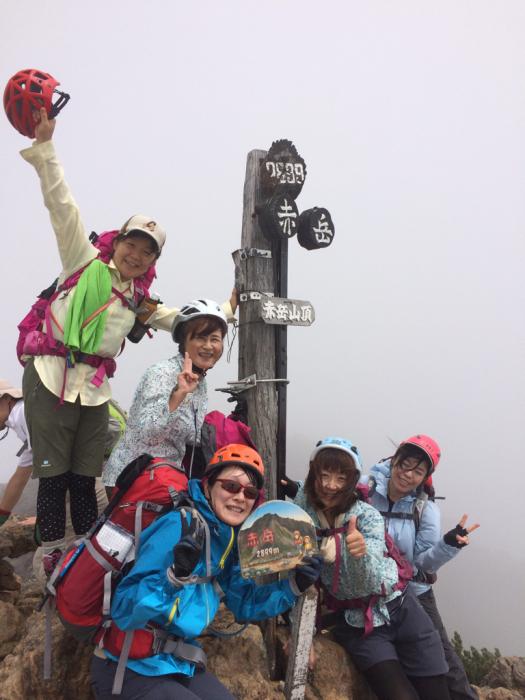 赤岳登山_e0233674_20482418.jpg