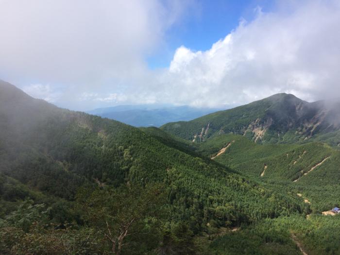 赤岳登山_e0233674_20482598.jpg