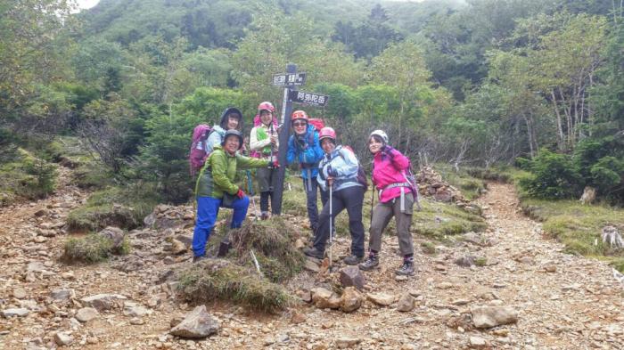 赤岳登山_e0233674_20583065.jpg