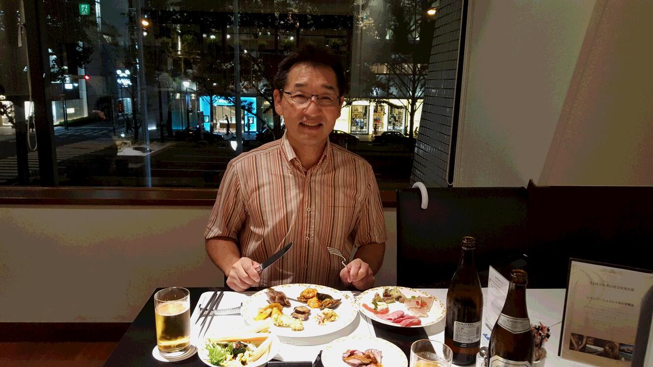友達との食事会_c0160277_0201796.jpg