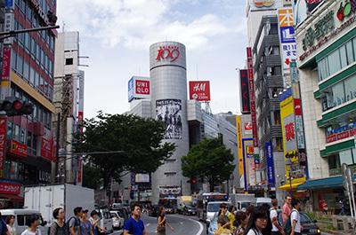 9月6日(火)今日の渋谷109前交差点_b0056983_17233786.jpg