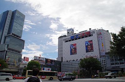 9月6日(火)今日の渋谷109前交差点_b0056983_17233794.jpg