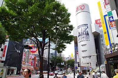 9月6日(火)今日の渋谷109前交差点_b0056983_17233798.jpg