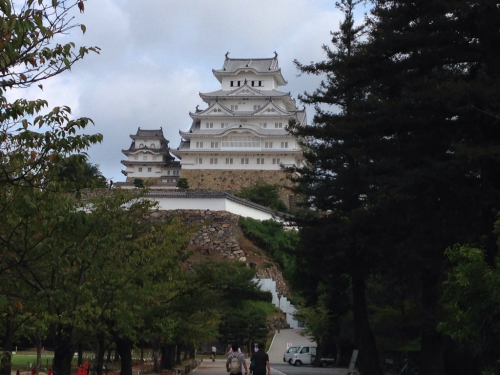 9月6日姫路城_e0054299_11500901.jpg