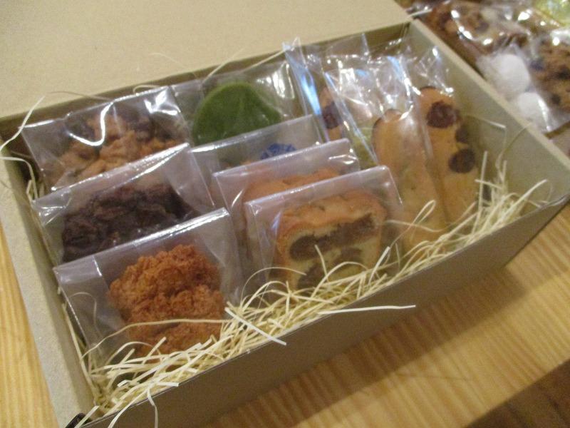 9月6日(火)・・・焼き菓子_f0202703_51754100.jpg