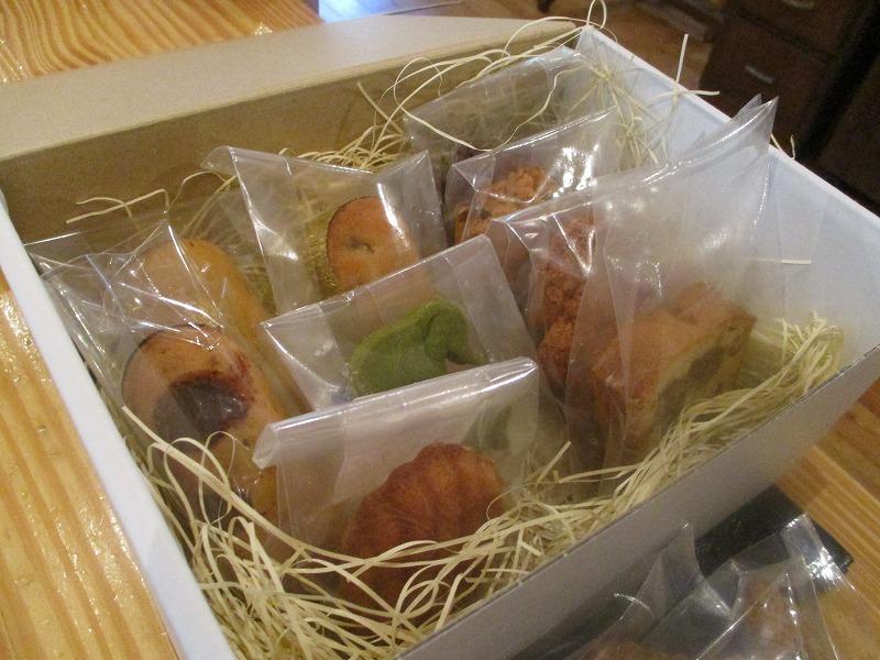 9月6日(火)・・・焼き菓子_f0202703_518180.jpg