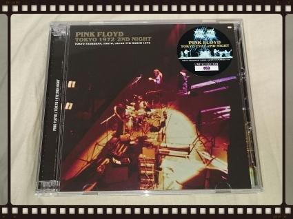 PINK FLOYD / TOKYO 1972 2ND NIGHT_b0042308_18023920.jpg