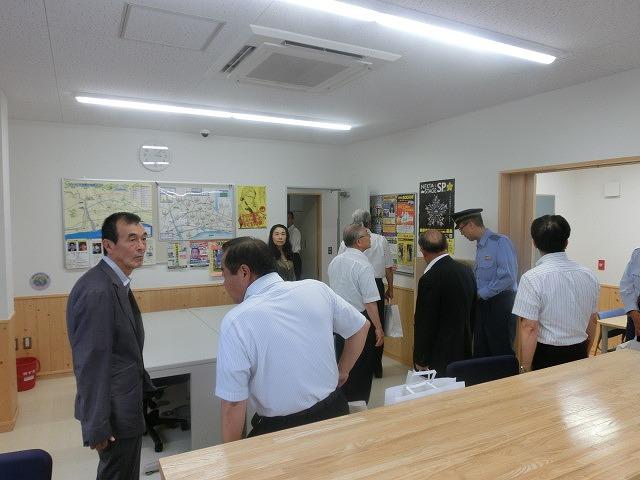 今泉・原田地区の安全・安心の新たな拠点 「宇東川交番」が竣工し業務開始_f0141310_864879.jpg