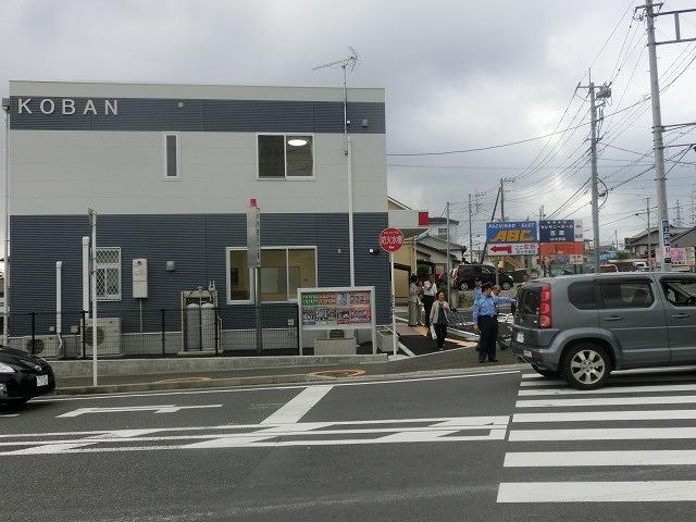 今泉・原田地区の安全・安心の新たな拠点 「宇東川交番」が竣工し業務開始_f0141310_881592.jpg