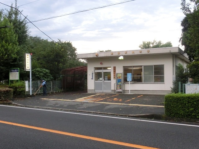 今泉・原田地区の安全・安心の新たな拠点 「宇東川交番」が竣工し業務開始_f0141310_88352.jpg
