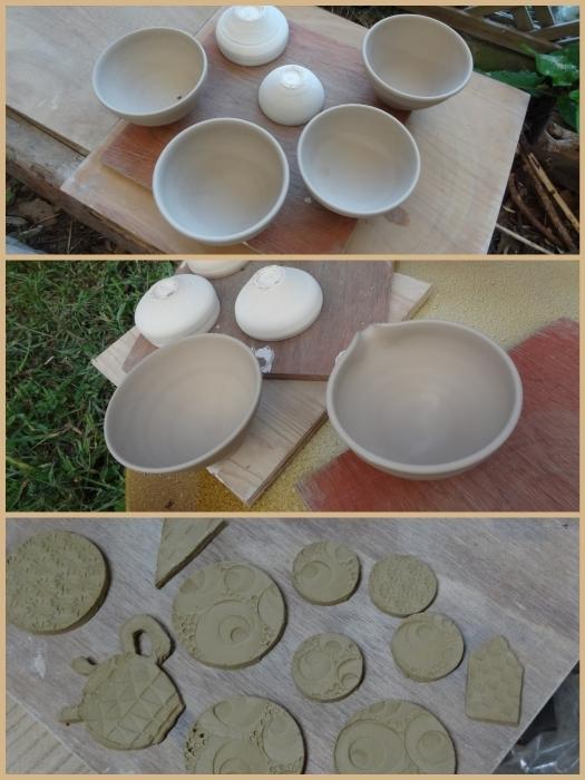 お山の陶芸教室:お初のレンゲショウマ 2016年8月11日(木)_b0290816_15050511.jpg