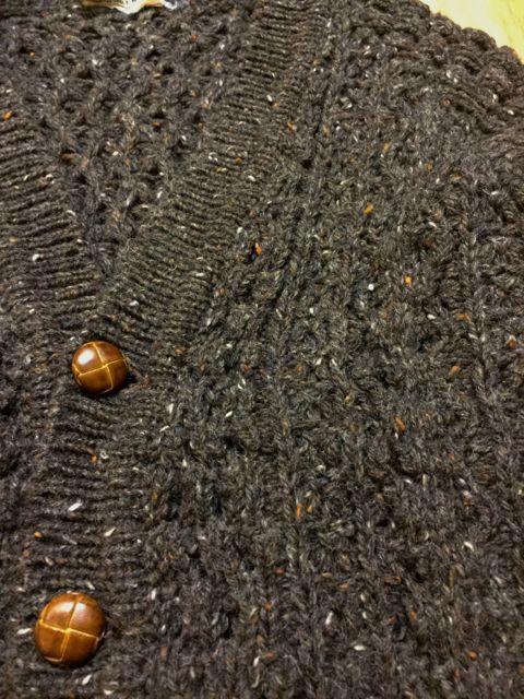 アメリカ仕入れ情報#3 アイルランド製 wool カーディガン!_c0144020_1148556.jpg