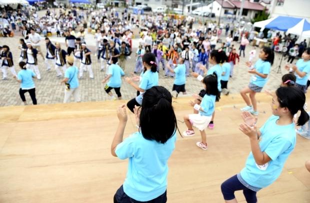 「ねま~るdeオド~ル」野田まつりde踊ったのだ♪♪_c0259934_17160363.jpg
