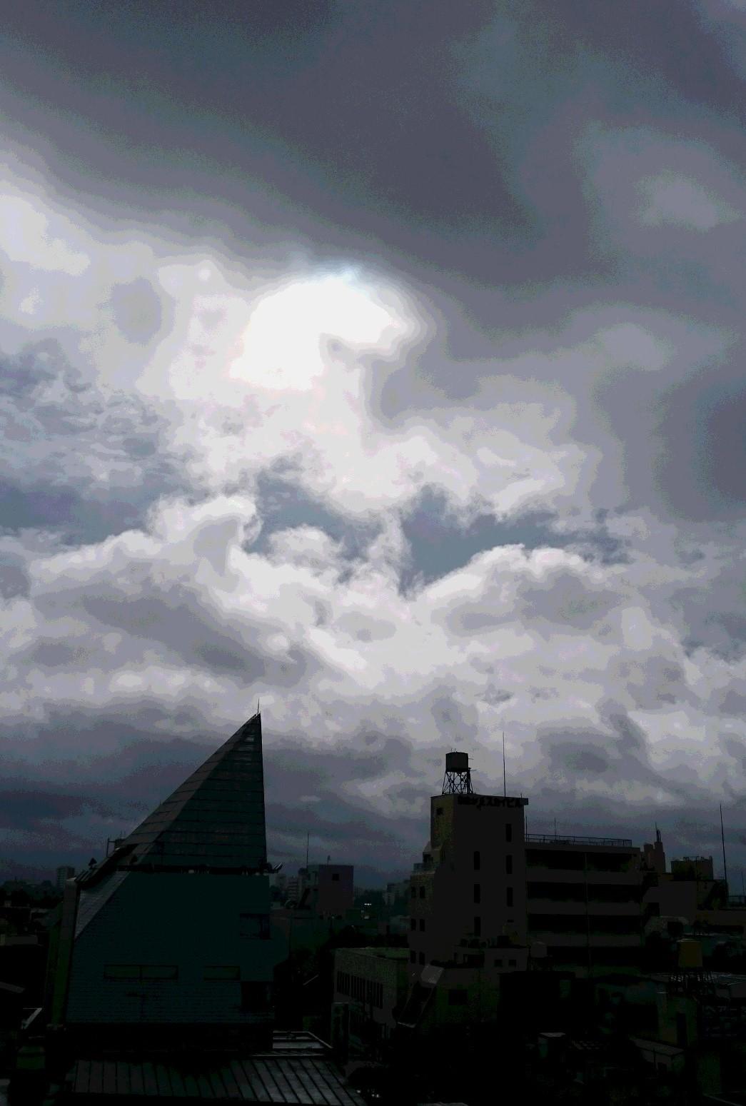 雨の止み間の作業_d0155439_13274658.jpg