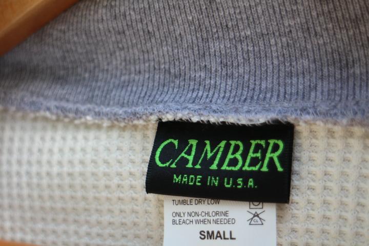 "\"" CAMBER / Sweat Items \""_b0121563_15415851.jpg"