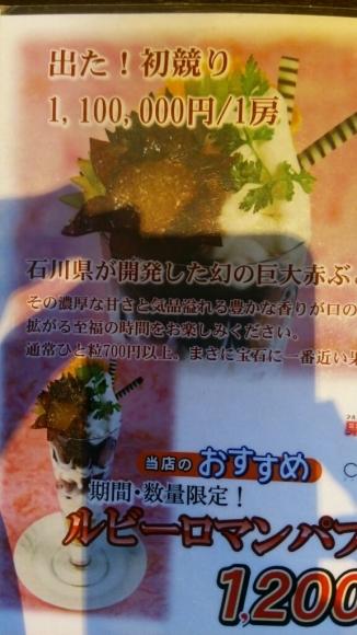 カラット、フルーツカフェ!能勢電鉄 多田駅_d0202264_15534629.jpg