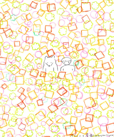 安福 望 原画展 「食器と食パンとペン  +あるふぁ」_d0268070_22030745.jpg