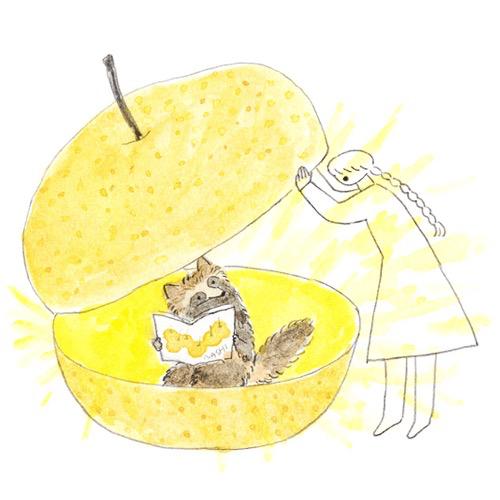 安福 望 原画展 「食器と食パンとペン  +あるふぁ」_d0268070_23003162.jpg