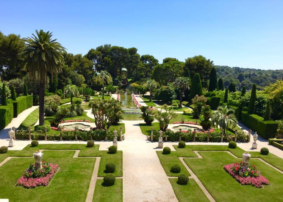 南仏の旅2016~南仏のロスチャイルド邸(Villa Ephrussi de Rothschild)_a0138976_17355566.jpg
