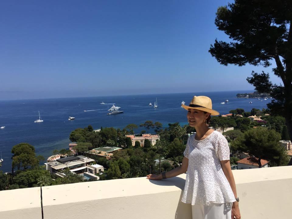 南仏の旅2016~南仏のロスチャイルド邸(Villa Ephrussi de Rothschild)_a0138976_17360108.jpg