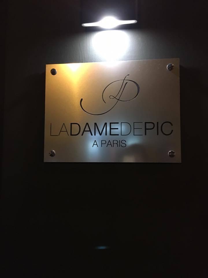 """南仏の旅2016~パリのディナーat \""""La Dame de Pic\"""" _a0138976_17452161.jpg"""