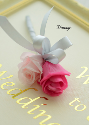 娘のブーケ for 披露宴♪♪_d0167088_1595561.jpg