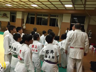 東福岡柔道教室の皆さんお世話になります☆_b0172494_20193669.jpg