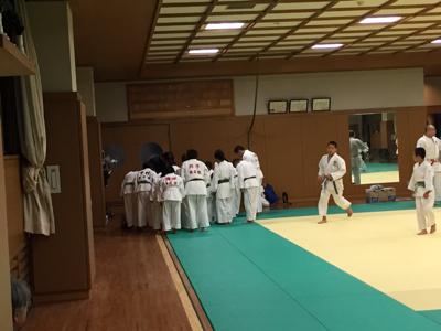 東福岡柔道教室の皆さんお世話になります☆_b0172494_20193729.jpg