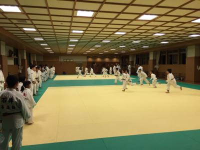 東福岡柔道教室の皆さんお世話になります☆_b0172494_20193924.jpg