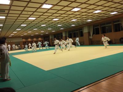 東福岡柔道教室の皆さんお世話になります☆_b0172494_20194040.jpg