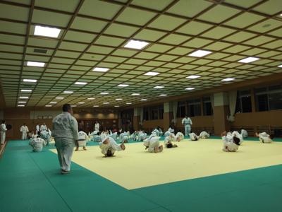東福岡柔道教室の皆さんお世話になります☆_b0172494_20194190.jpg