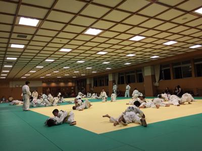 東福岡柔道教室の皆さんお世話になります☆_b0172494_20194215.jpg