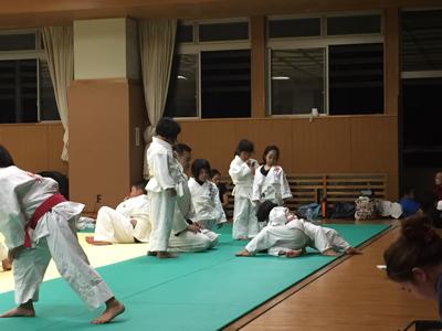 東福岡柔道教室の皆さんお世話になります☆_b0172494_23114745.jpg