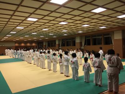 東福岡柔道教室の皆さんお世話になります☆_b0172494_23114943.jpg