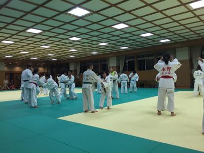 東福岡柔道教室の皆さんお世話になります☆_b0172494_23115124.jpg