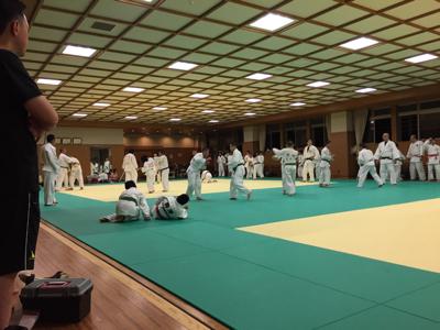 東福岡柔道教室の皆さんお世話になります☆_b0172494_23115170.jpg