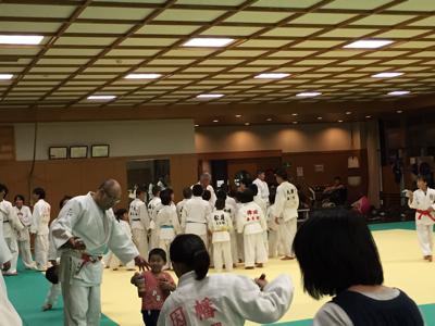 東福岡柔道教室の皆さんお世話になります☆_b0172494_23132348.jpg