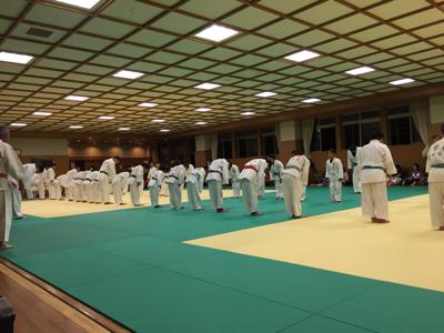 東福岡柔道教室の皆さんお世話になります☆_b0172494_23132367.jpg