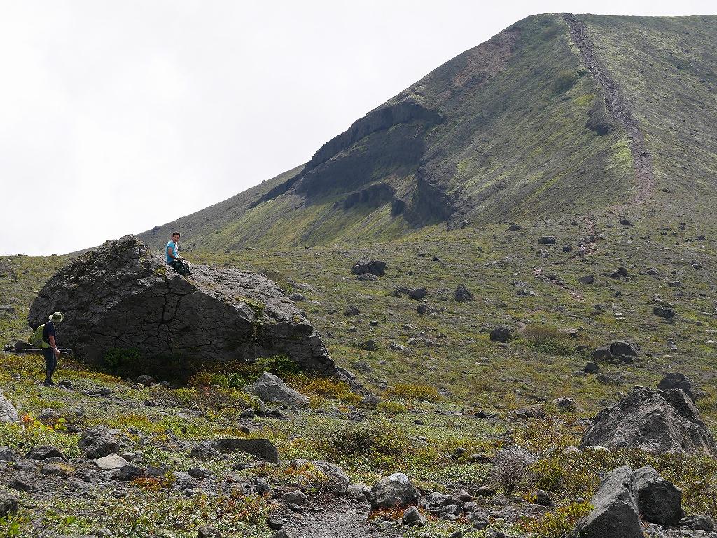 樽前山、9月7日_f0138096_23534485.jpg
