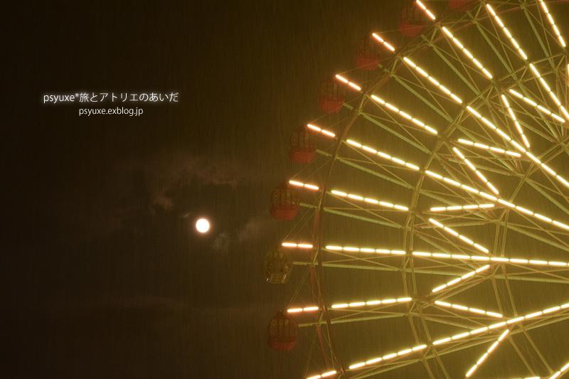 雨と月と観覧車_e0131432_10425158.jpg