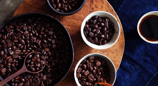 「実り彩り」。コーヒーの試飲会。_b0241033_1513225.jpg