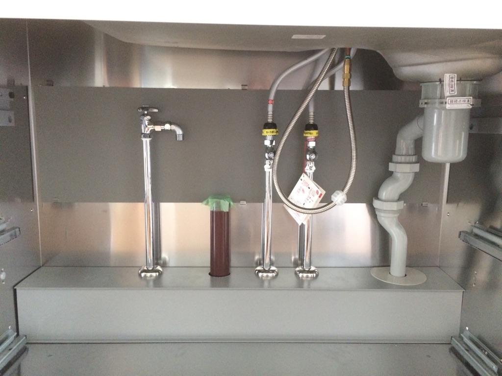 ミーレ食器洗い機45cm設置してきました (クリナップキッチン編)_a0155290_14275519.jpg