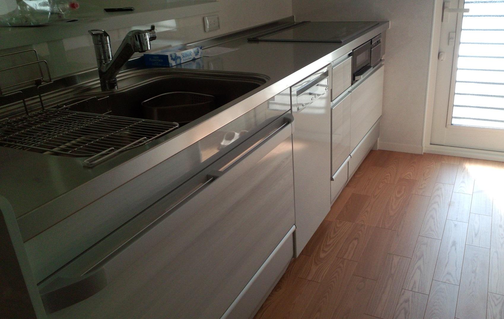ミーレ食器洗い機45cm設置してきました (クリナップキッチン編)_a0155290_14373936.jpg
