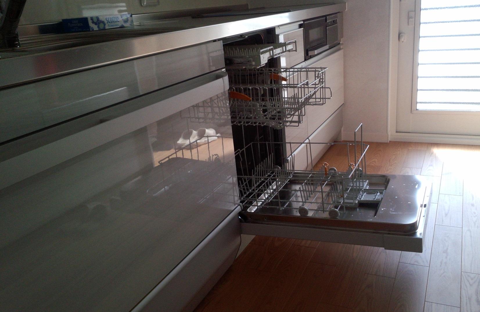 ミーレ食器洗い機45cm設置してきました (クリナップキッチン編)_a0155290_14375188.jpg