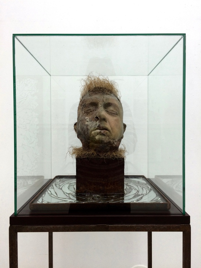 Shu Konishi 小西修展「The Shape of Memories  記憶の形」-展示紹介1 _e0184298_15471039.jpg