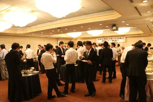 友諒会関東支部平成28年度総会ならびに講演・学生歓迎会・6_c0075701_23274853.jpg