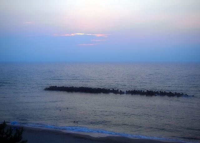 多岐の夕陽_d0295818_23504452.jpg