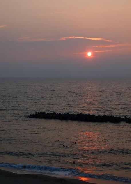 多岐の夕陽_d0295818_23590076.jpg
