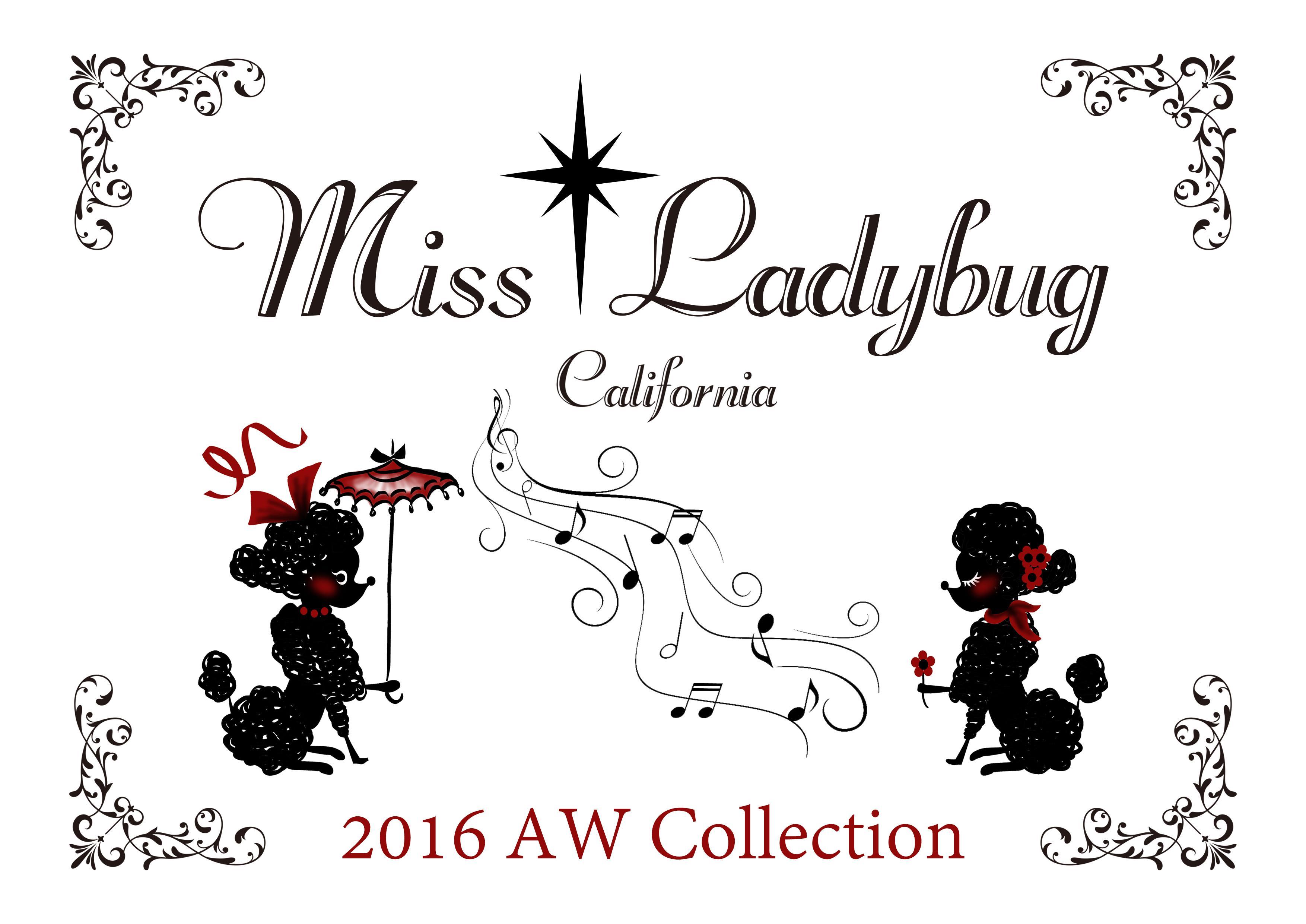 Miss Ladybug 2016AW_c0289919_1455663.jpg